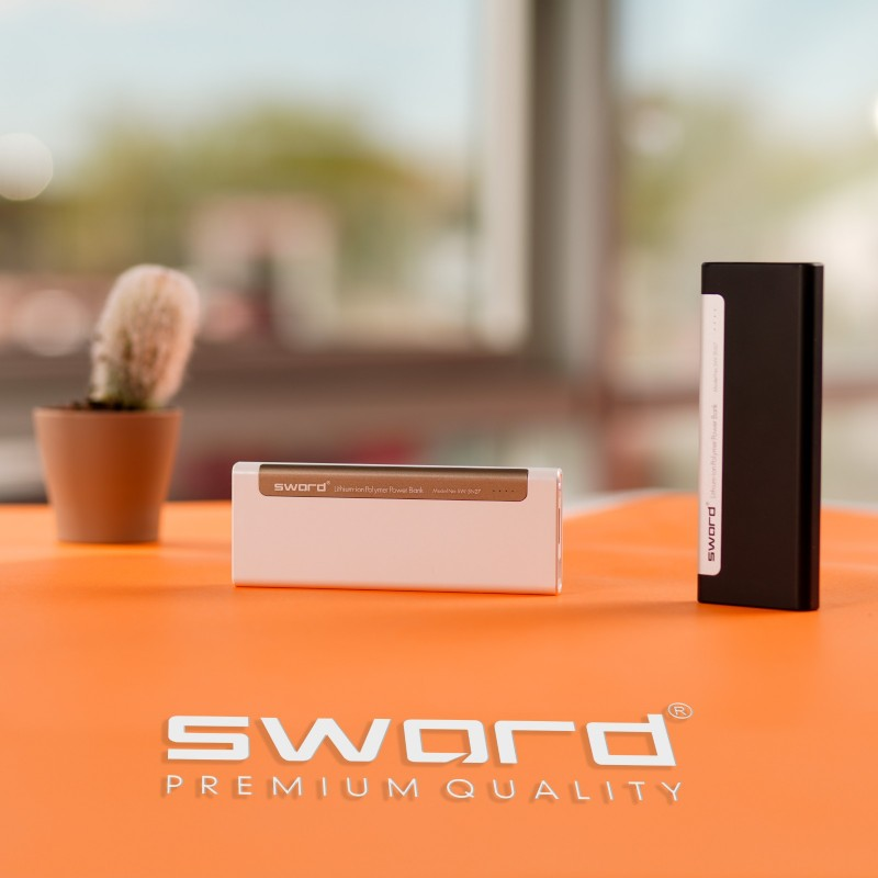 SWORD Ultra Slim 5000 mah Powerbank SW-5N27