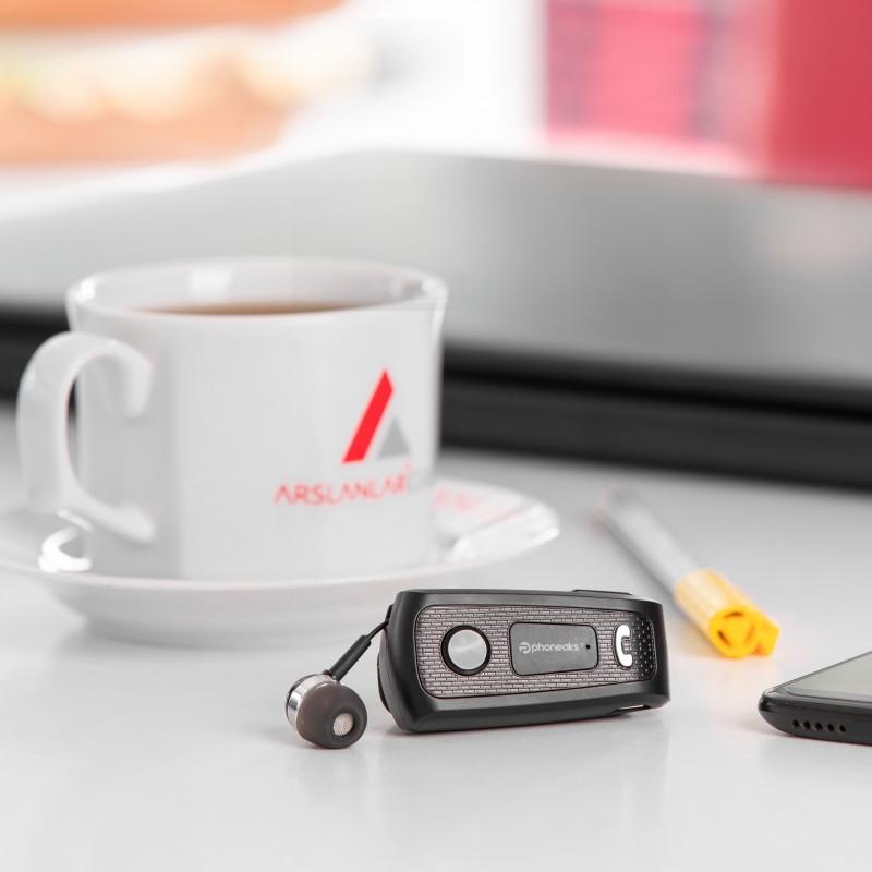 Phoneaks Titreşimli Makaralı Bluetooth Kulaklık