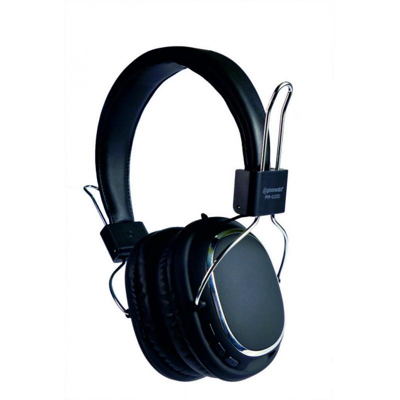 PHONEAKS Bluetooth Kablosuz Kulaklık SD Kart Girişli  PA-1100