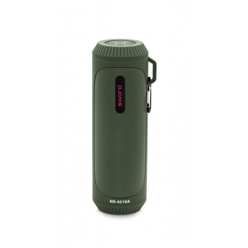 SWORD  LED Fenerli Outdoor Bluetooth Hoparlör SW-1640A