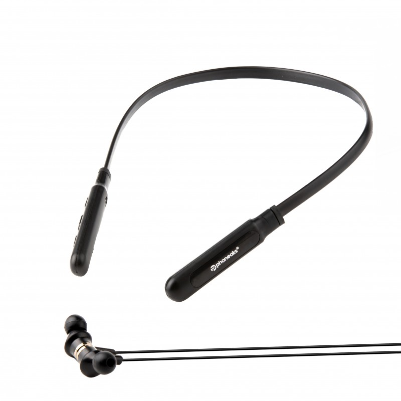 Phoneaks Boyun Tipi Bluetooth Kulaklık Hafıza Kartı Takılabilir
